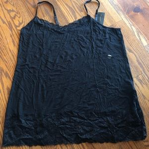 NWT Lace tank top